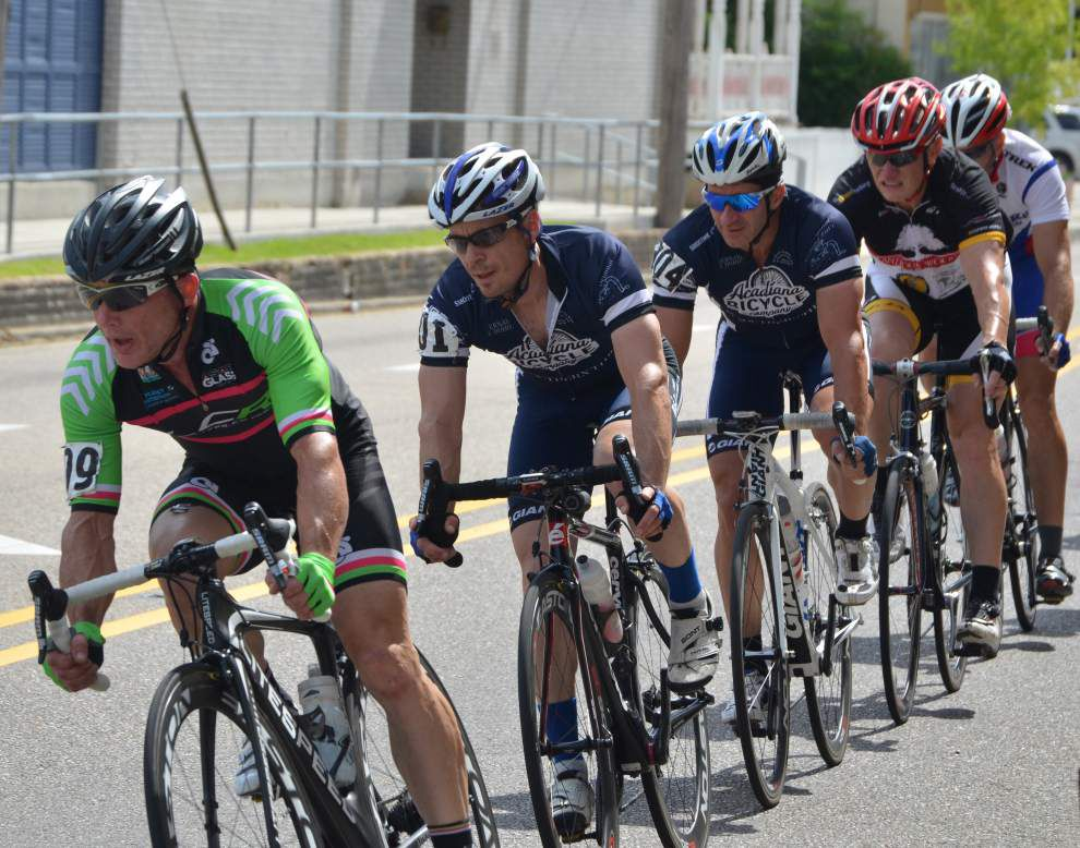 Tour de Louisiane makes St. Tammany a regional hub for bicycling _lowres