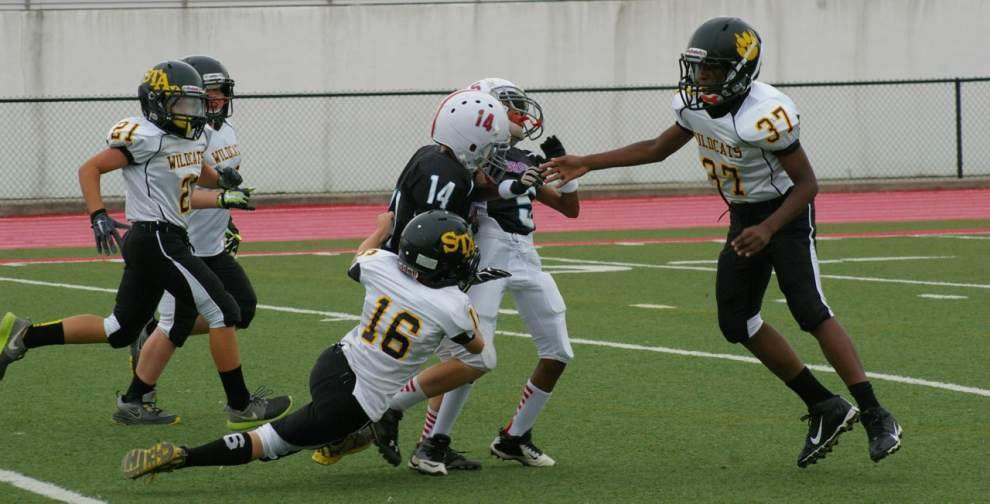 St. Amant Wildcats make the power plays _lowres