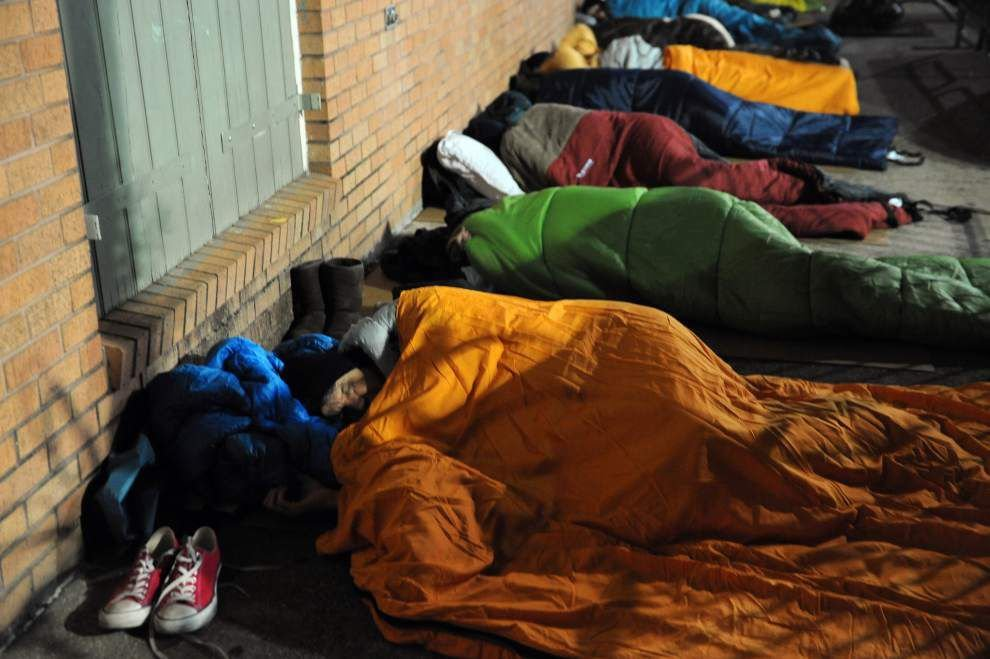 Sleep Out staged for Covenant House _lowres