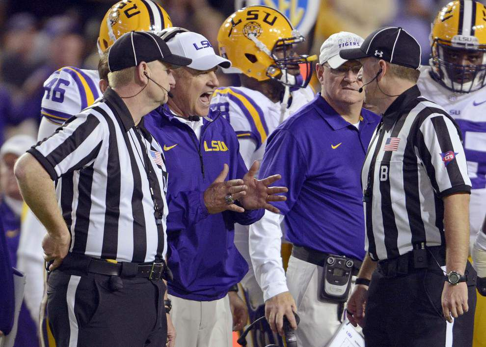 Rabalais: It was yet another classic, but the Tide (and an ill-timed flag) doomed the Tigers again _lowres