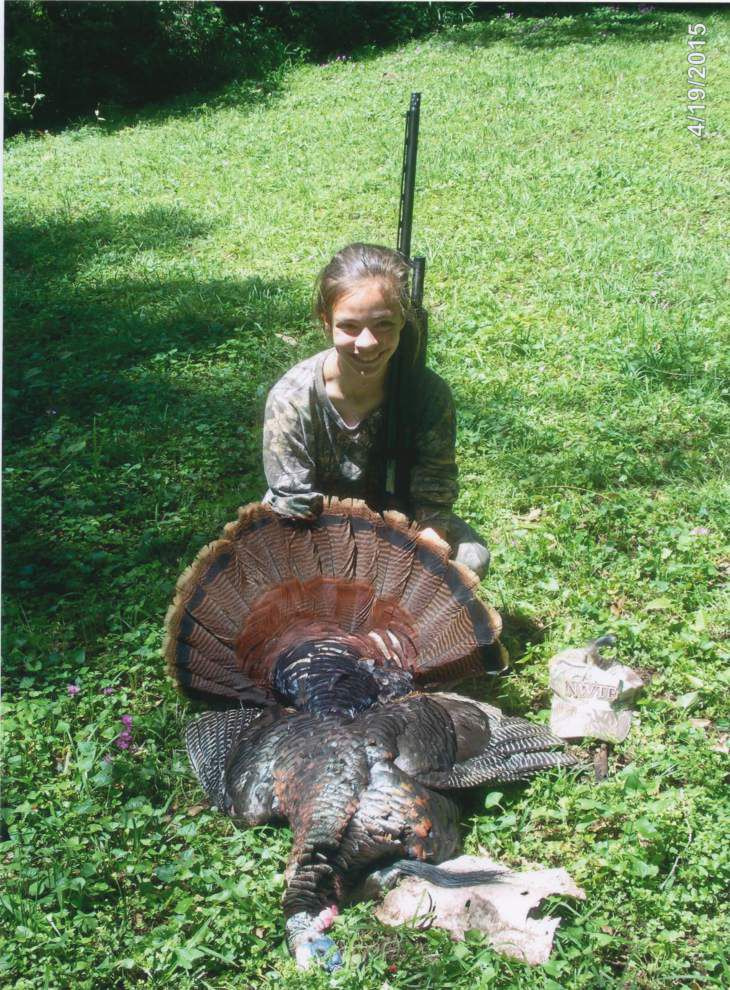 Early indications find turkey season better ... fishing hot, too _lowres