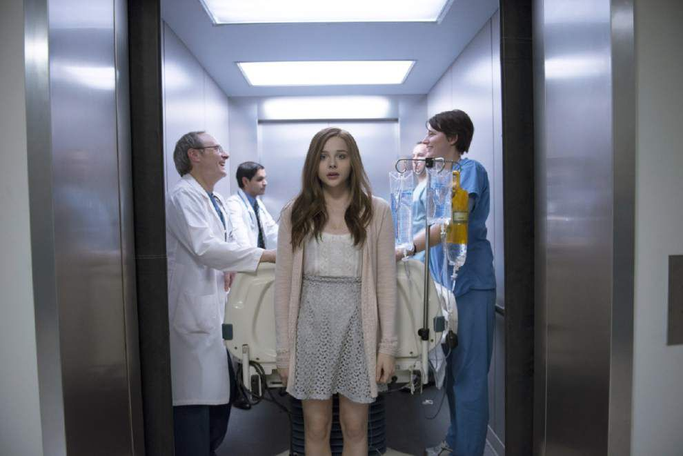 Review: A sweet Moretz rescues 'If I Stay' _lowres