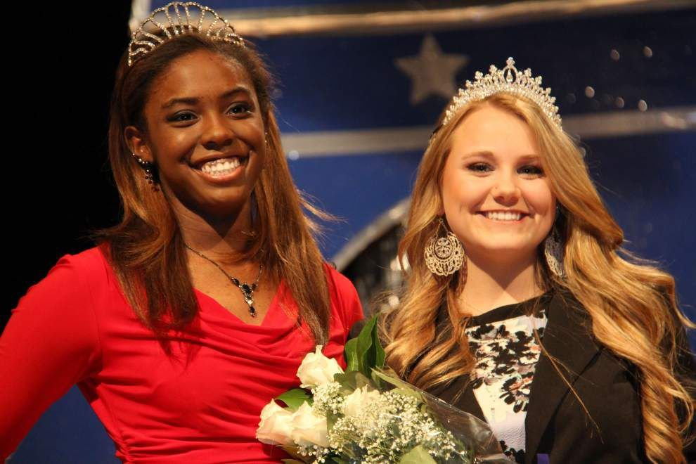 Evans named Runnels homecoming queen _lowres