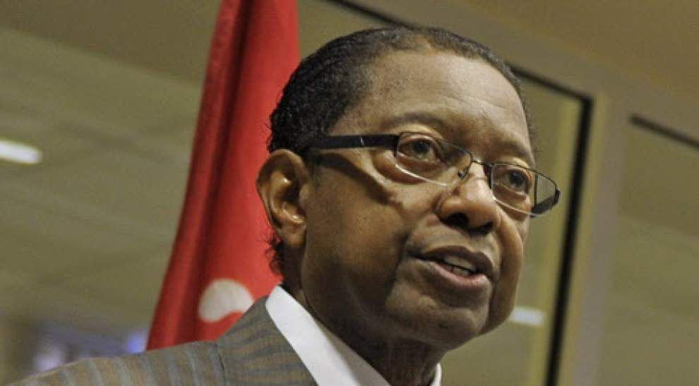 BR mayor Kip Holden says he's running for Lt. Gov. _lowres
