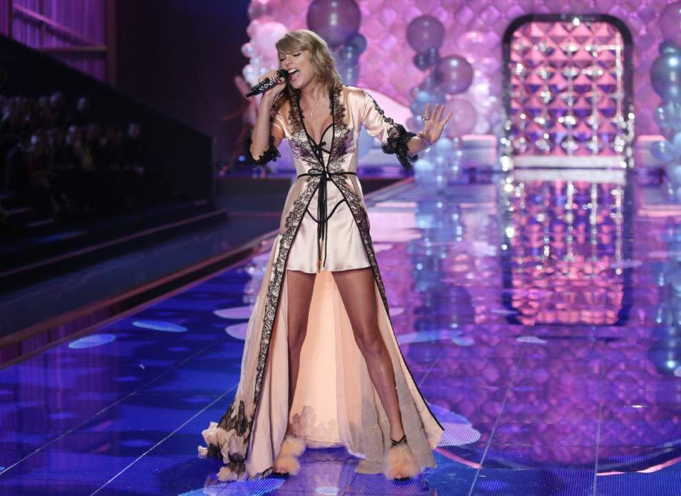 Grammy nominations: Taylor Swift leads record of the year nods _lowres