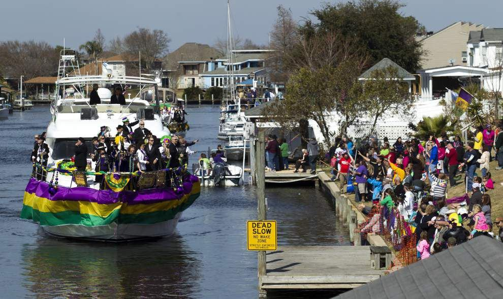 Krewe of Bilge: Ruling the water _lowres
