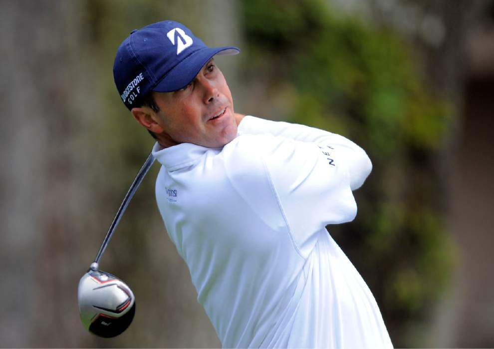 Matt Kuchar rallies for RBC Heritage win _lowres