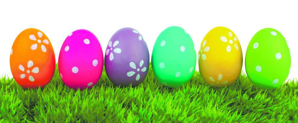 Egg hunt set for Saturday at S.E. Mackey Center _lowres