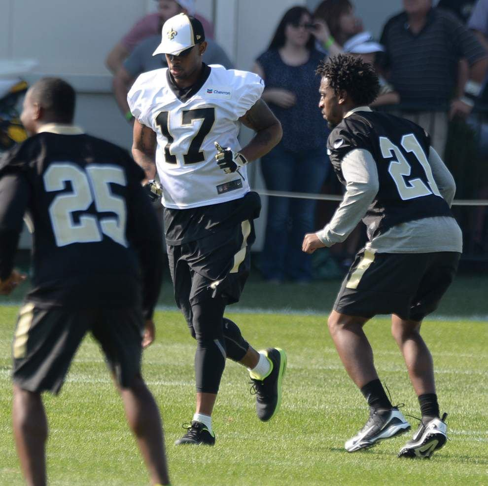 "Payton says Meachem, Grubbs could be back ""in the next day or so"" _lowres"