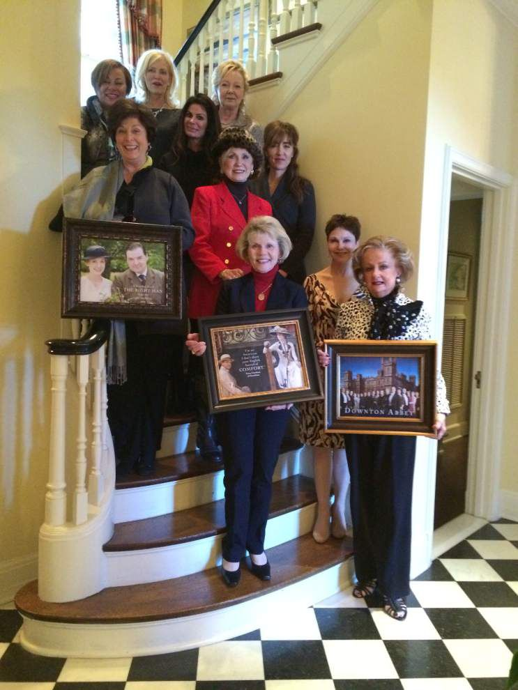 Downton Abbey Tea to benefit WYES _lowres