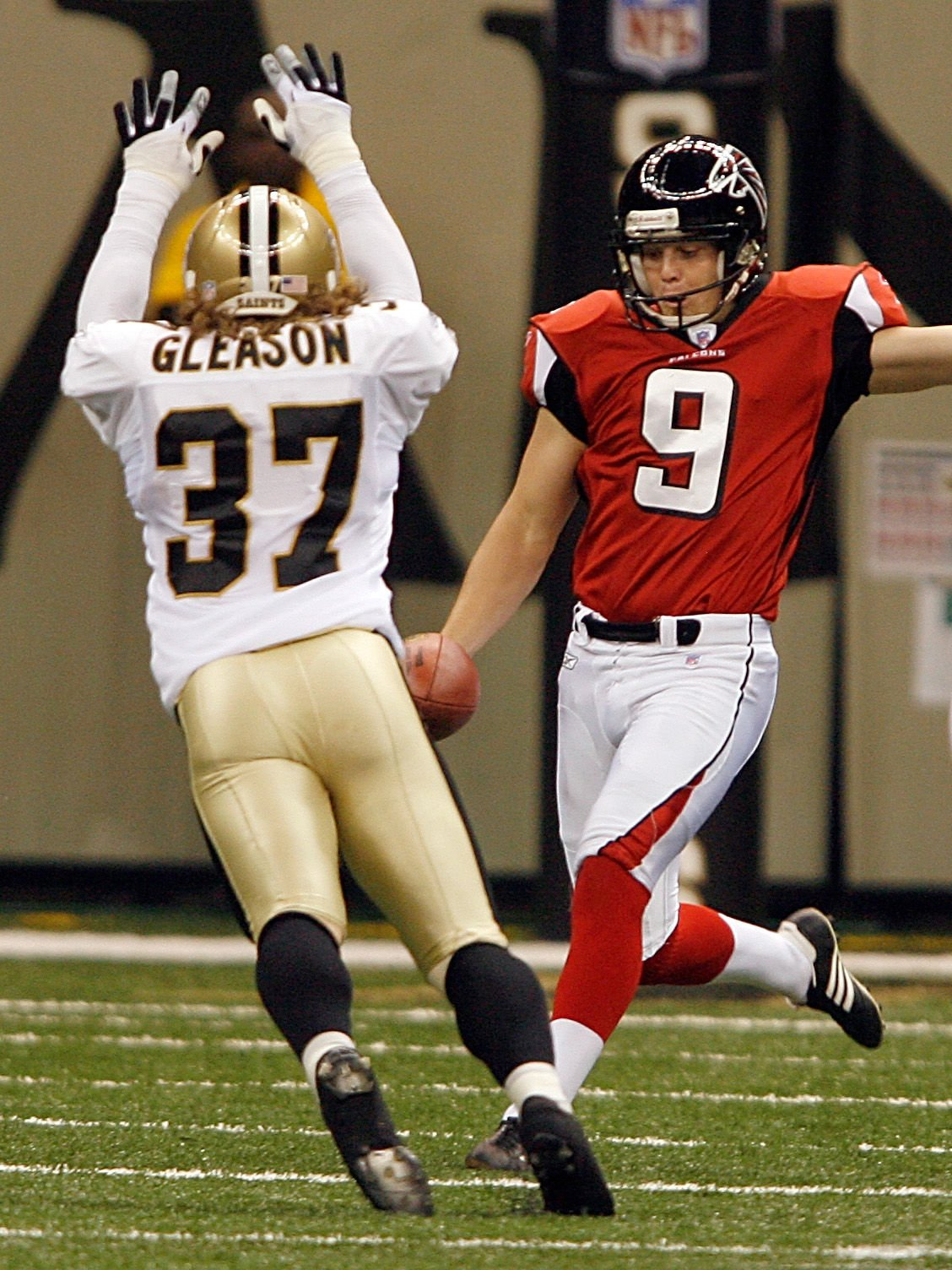 Steve Gleason's punt block gave the entire city of New Orleans hope after Katrina