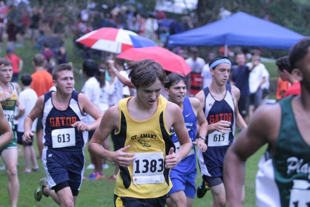 Gators set personal records at St. Joe's Run _lowres