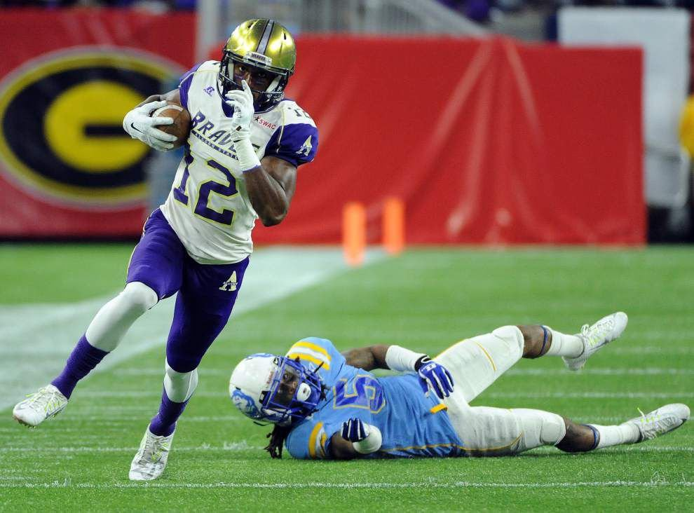 Alcorn State clutch on third down — again — in SWAC title game _lowres