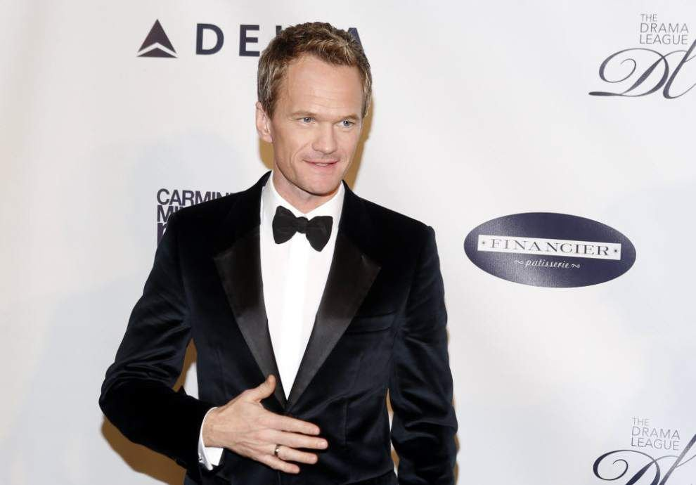 Neil Patrick Harris to accept Hasty Pudding award _lowres