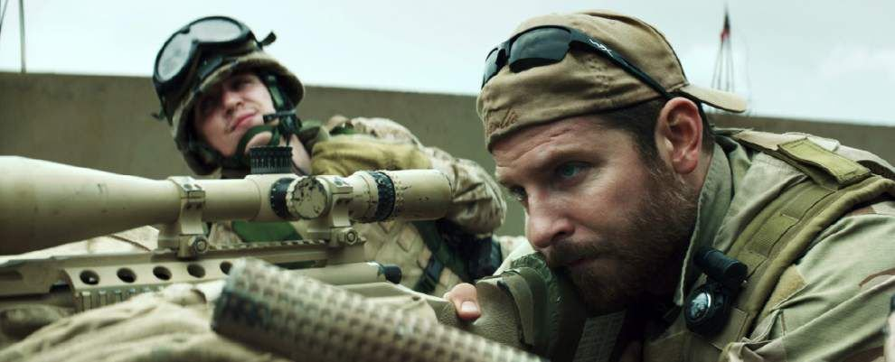 'American Sniper' holds top spot at weekend box office _lowres