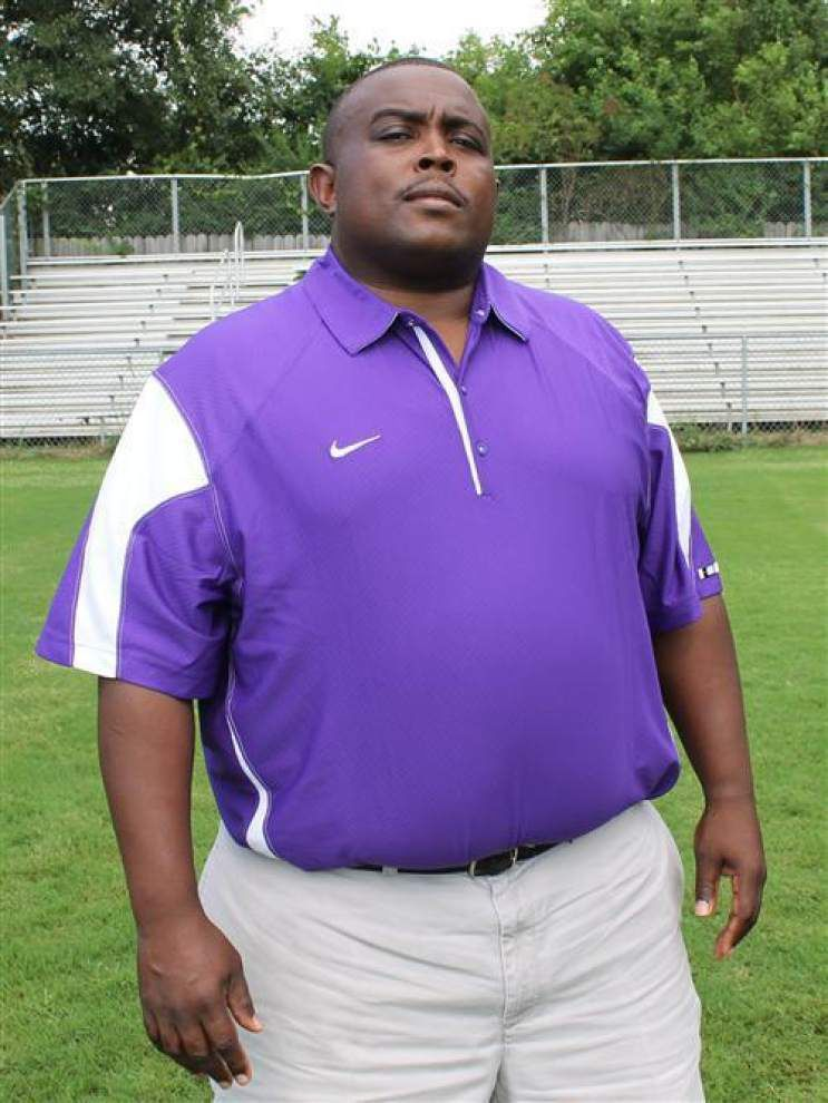 Alden Foster named East St. John football coach _lowres