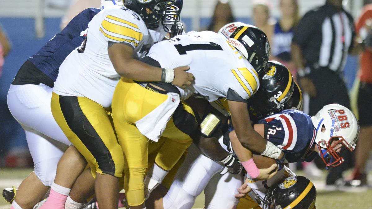 Live scores, red zone updates, more from south Louisiana high school football action