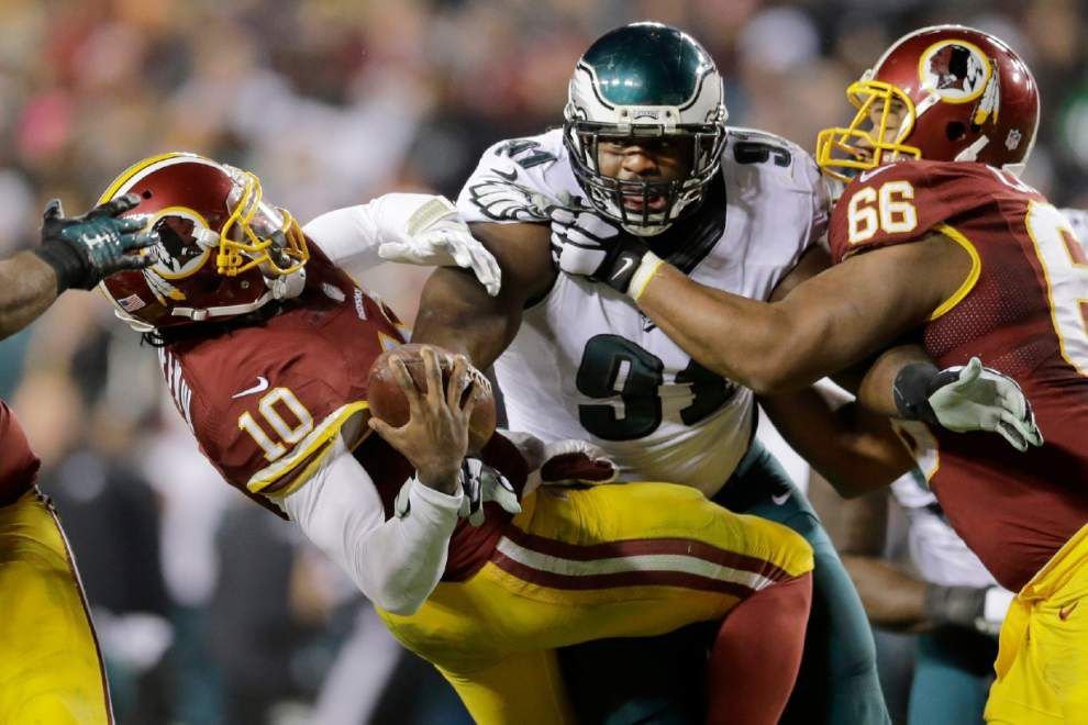 Redskins beat Eagles 27-24, putting Philadelphia on brink of elimination _lowres