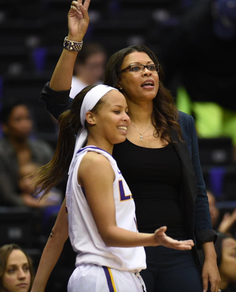 LSU women's basketball to host TCU Dec. 4 in SEC/Big 12 ...