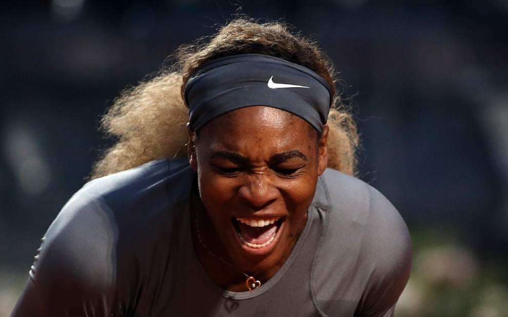 Rafael Nadal, Serena Williams notch wins at Italian Open _lowres
