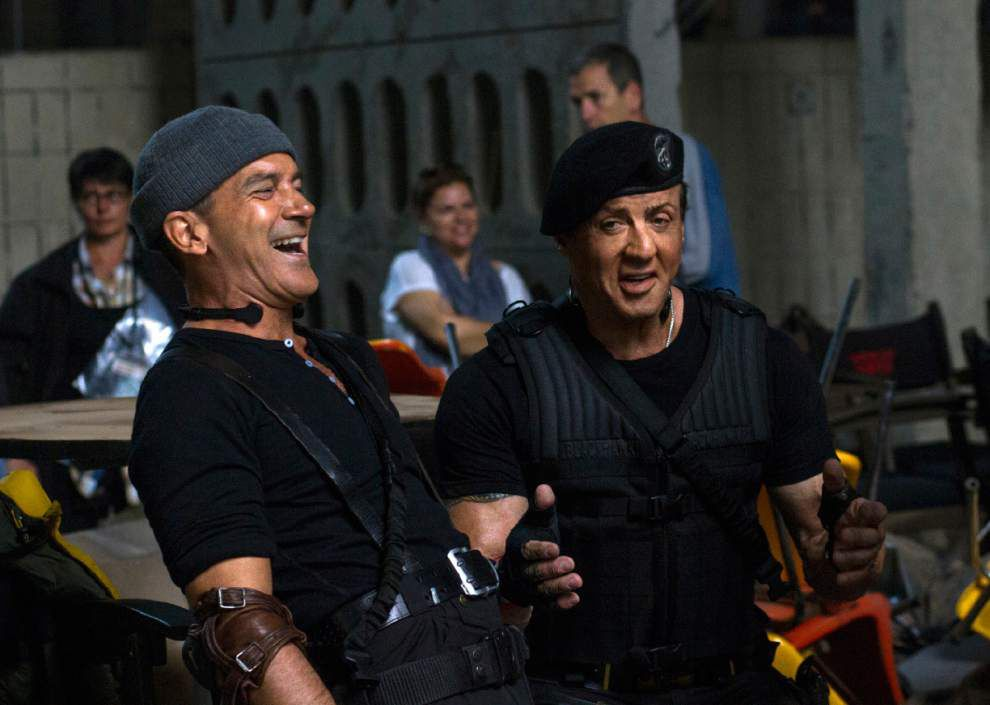 Review: New tricks can't rescue 'Expendables 3' _lowres