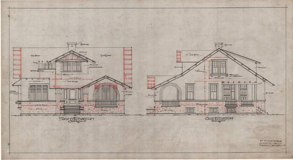 New Orleans' inventory of the 1920s home style is vast _lowres