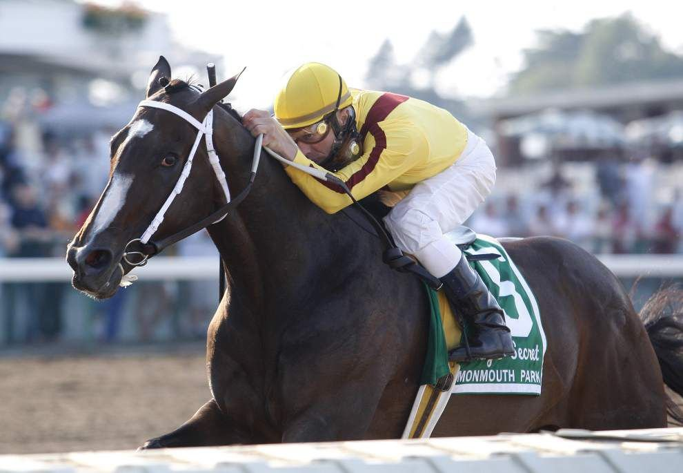 Calvin Borel looking for redemption at Lecomte Stakes _lowres