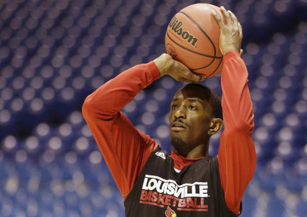 Pelicans finalize draft trade for Louisville guard Russ Smith _lowres