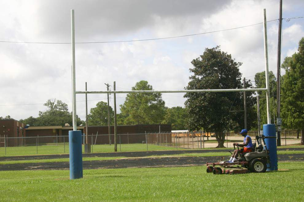 Belaire preparing for first game in its own stadium _lowres
