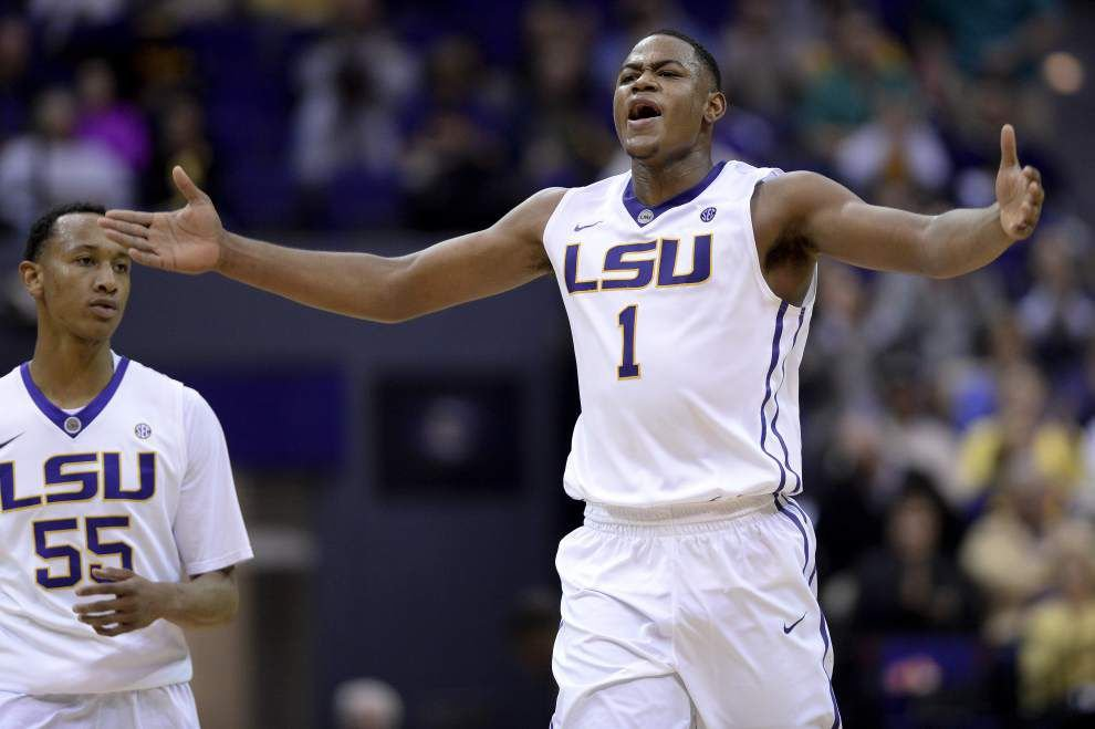 LSU's Jarell Martin, Jordan Mickey end 'very nervous,' heart-pounding night by landing with Memphis Grizzlies, Boston Celtics _lowres