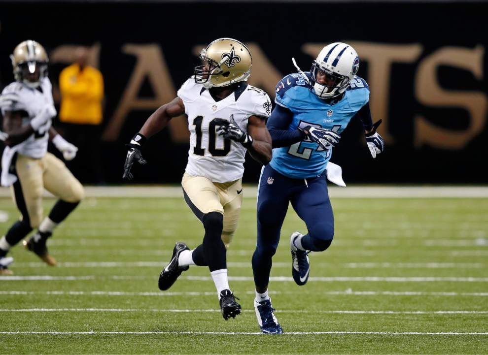 Lewis: Saints rookie Brandin Cooks can bring glory to No. 10 jersey _lowres