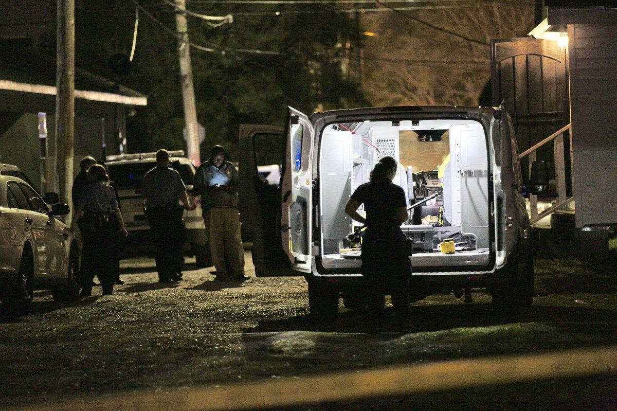 Triple murder New Orleans East