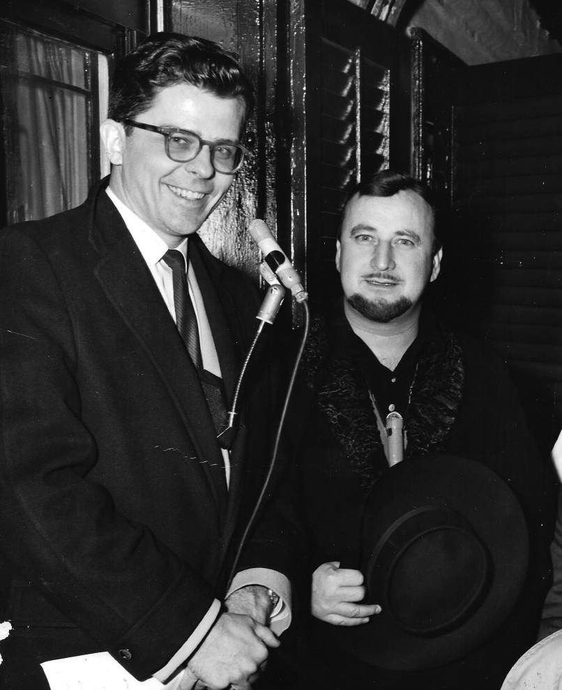 Local broadcaster Mel Leavitt was synonymous with Mardi Gras for a generation _lowres