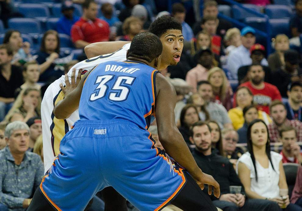Video: Pelicans coach Monty Williams praises the team's balance in its 112-104 win against Oklahoma City _lowres