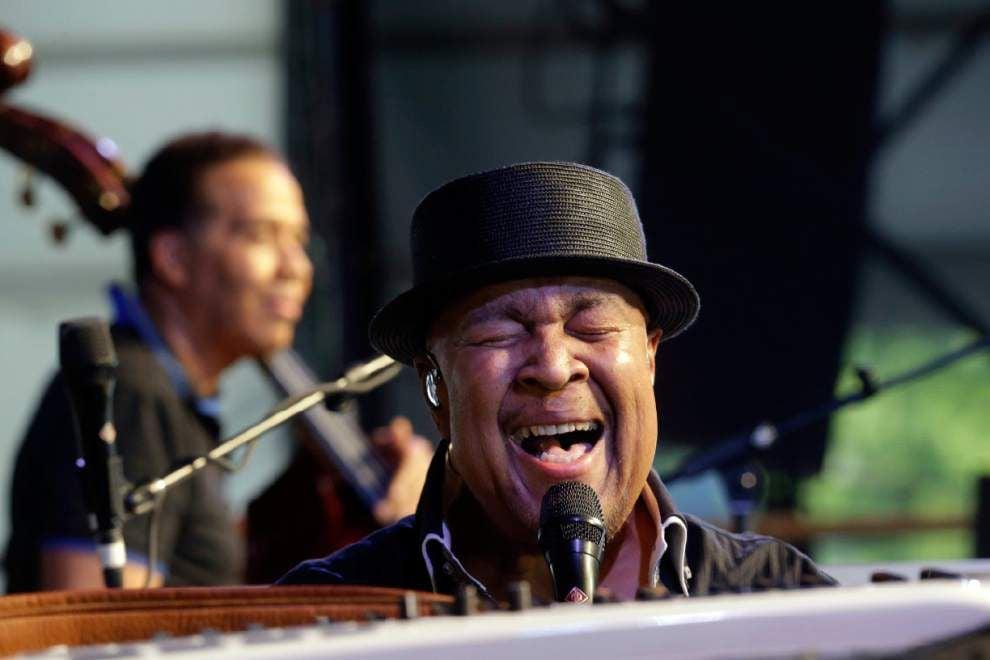 Playboy Jazz Festival to celebrate George Duke _lowres