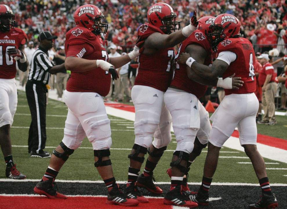 Ragin' Cajuns draw high grades for Week 1 win over Southern _lowres