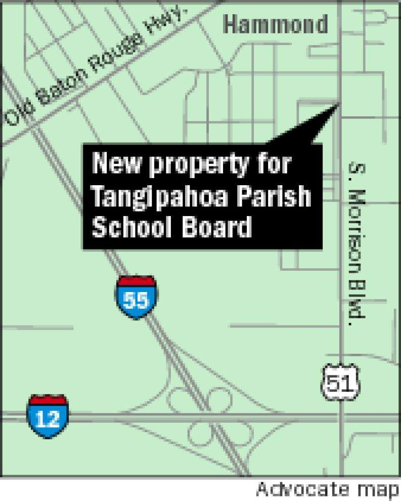 Tangipahoa School Board buys property _lowres