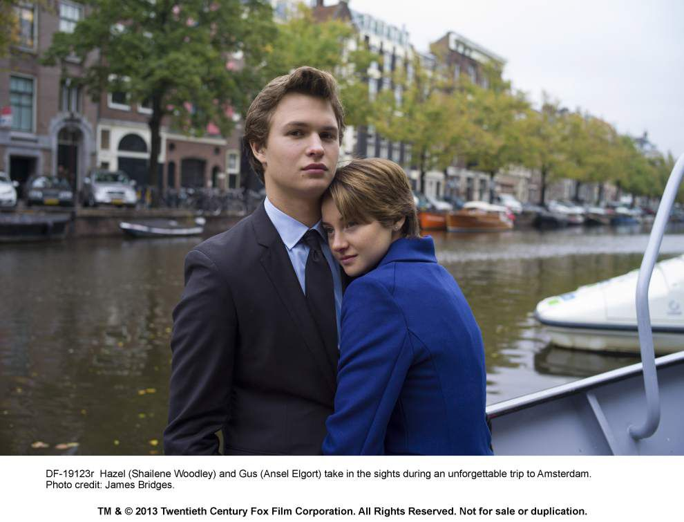 'The Fault in Our Stars' affecting, beautifully wrought film _lowres
