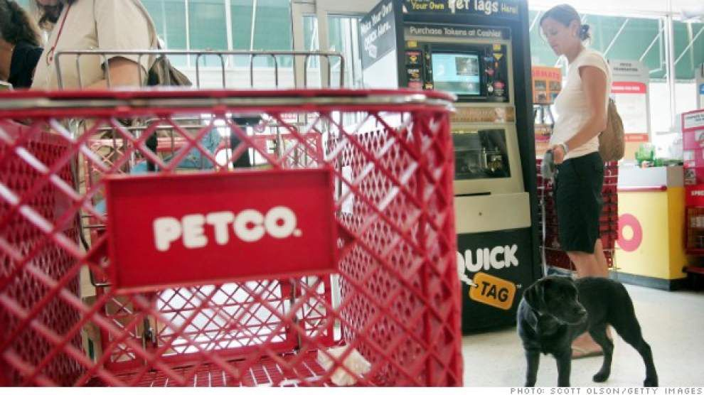 CNN: Petco has pulled all Chinese pet treats from stores _lowres