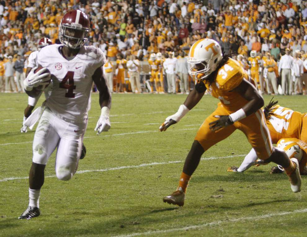 Crimson Tide still seeking consistency away from home _lowres