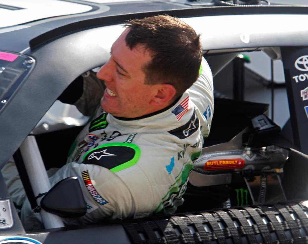 Kevin Harvick wins Bristol pole, 5th of this season _lowres