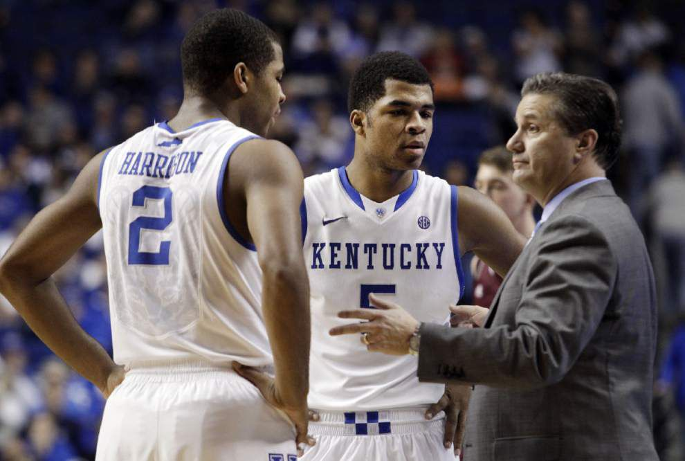 Harrison twins staying at Kentucky _lowres