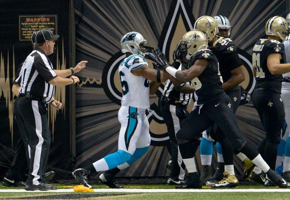 Live coverage: Get updates, analysis from Panthers vs. Saints _lowres