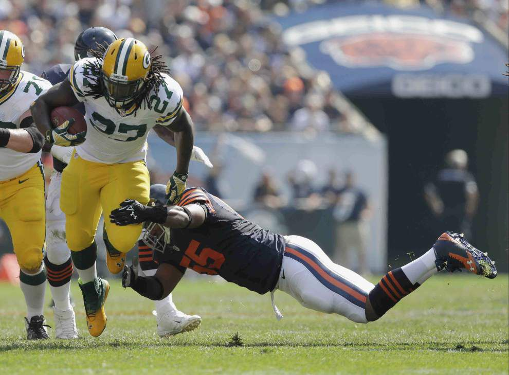 Green Bay Packers seek more offensive balance vs. Minnesota Vikings _lowres