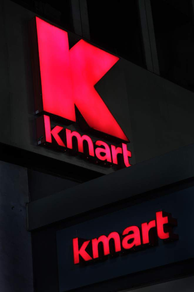 Kmart closing Gretna store, laying off 94 workers _lowres