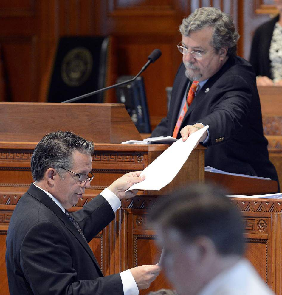 Louisiana Senate OKs film tax credit clean-up bills _lowres