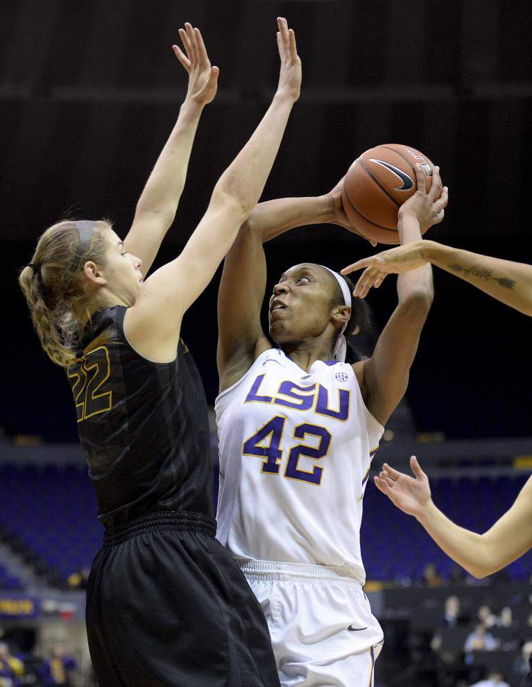 Lady Tigers' Sheila Boykin nourishing big plans for after college _lowres