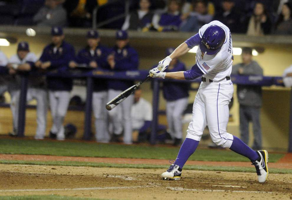 Yale at LSU baseball pregame blog _lowres