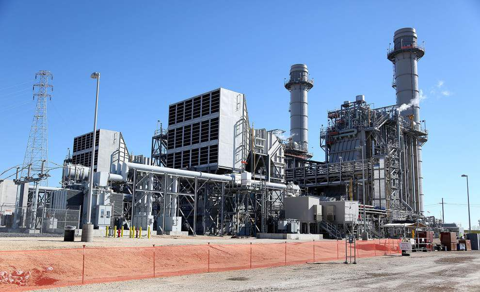 Entergy unveils $665 million Westwego power plant _lowres