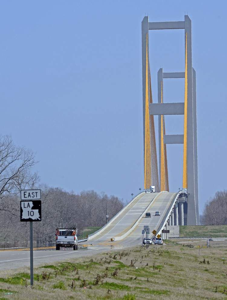 Four years later, Audubon Bridge remains $409M road less traveled _lowres